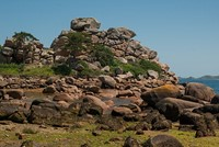pink granite coast independent walking